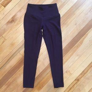 90 Degrees by Reflex 7/8 ankle leggings XS